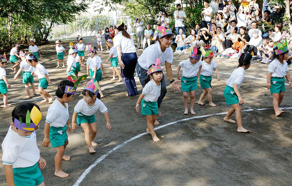 なおび幼稚園の働き方の特徴